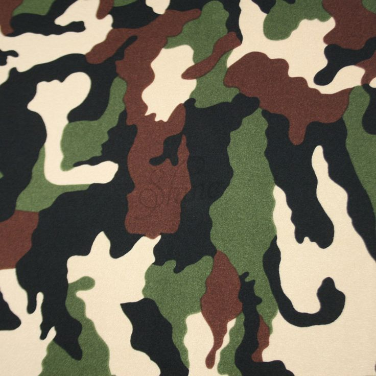 Camouflage Print Spandex | Shine Trimmings & Fabrics, Perfect for leggings and crop tops