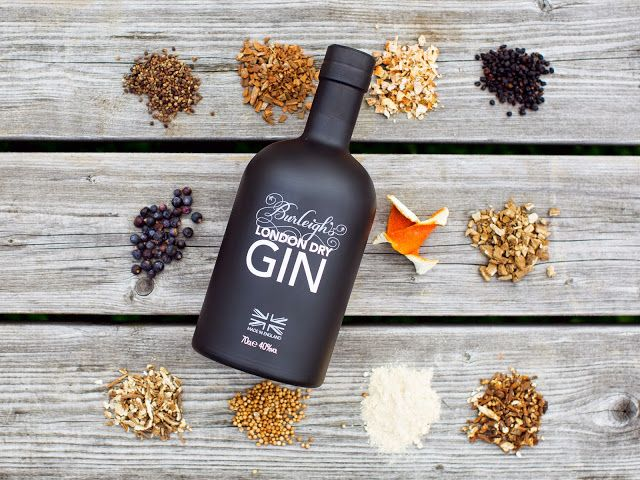 Business of Booze: Creating Burleighs Gin | Vinspire