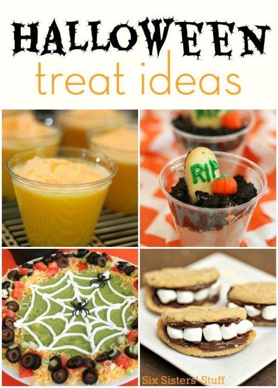 191 best Halloween images on Pinterest Halloween decorations - fun halloween ideas