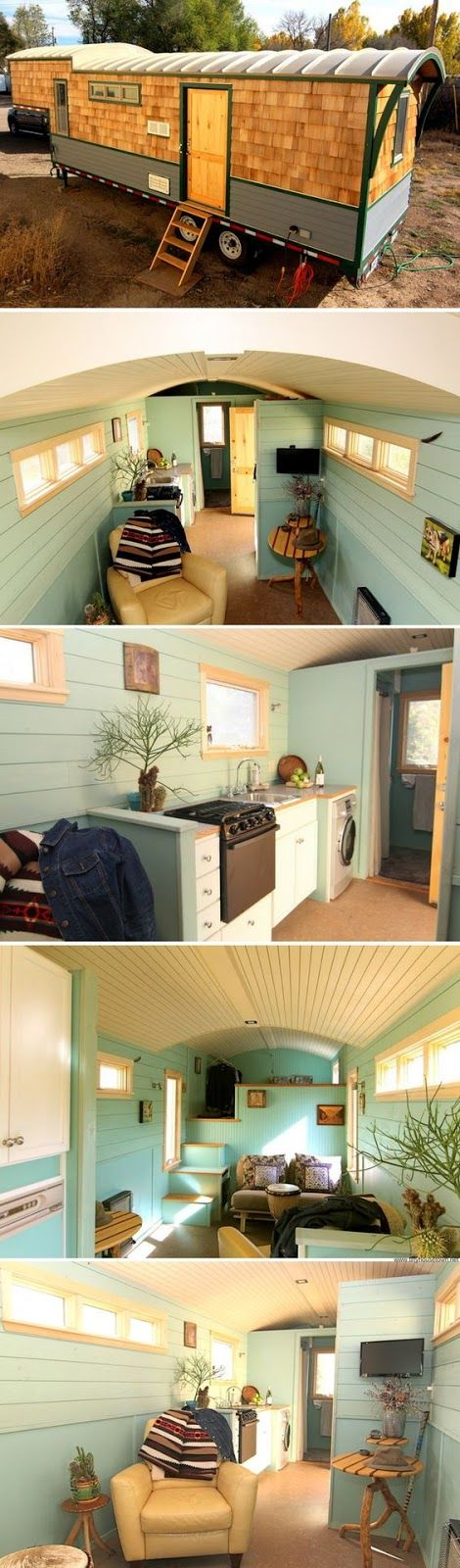 mytinyhousedirectory: Fort Collins Tiny House ~ For Sale!