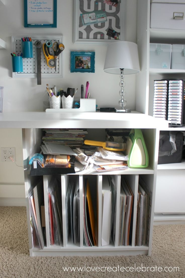 17 best images about sewing rooms spaces organisation for Storage solutions for craft rooms