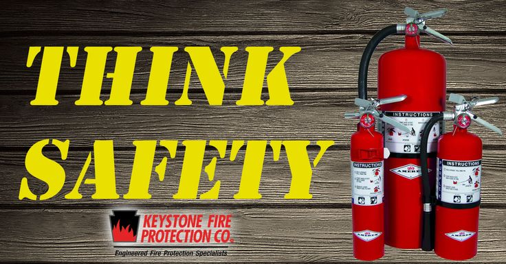 Think Safety! Good Morning Everyone! Fire Safety is a