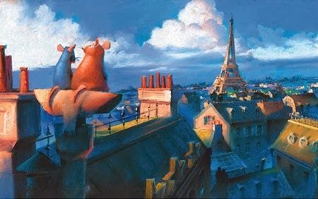 Parisian Walkways: Les 25 ans des studios Pixar au Musée Art Ludique
