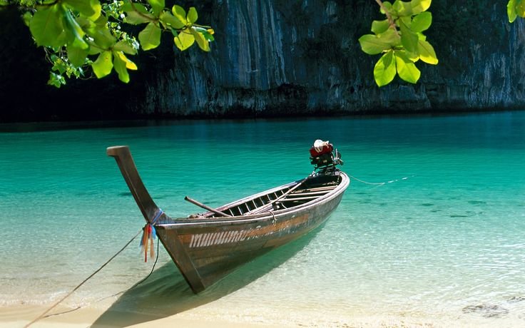 Vehicles Boat Thailand Wallpaper | Boats | Pinterest ...