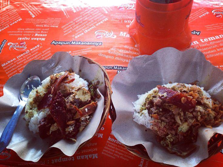 #babiguling tradisional balinese food