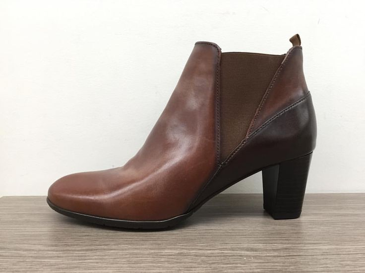 These gorgeous boots are now just $99!   #ara #boots #gilmours #winter #style #fashion #ladies #shoes #comfort #heels #brown #leather #class