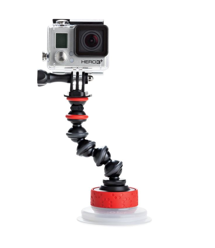 Joby Action Camera Suction Cup & GorillaPod Arm for GoPro and Action Sports Video #Camera Camcorders & #Photo