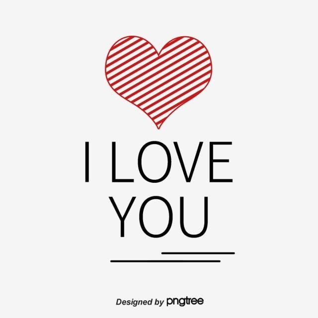 أى لاف يو الكلمات الإنجليزية قلوب قلب على شكل قلب Png وملف Psd للتحميل مجانا English Words Design Words