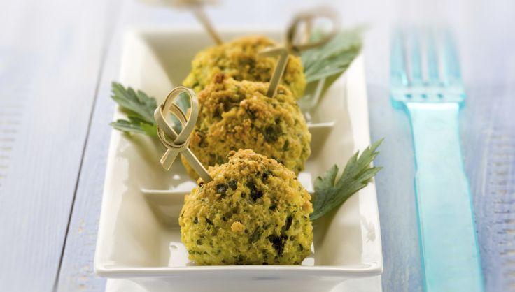 Polpette di quinoa e miglio: finalmente nuovi sapori sulle nostre tavole - Intolleranze in cucina - glutine, lattosio, nichel