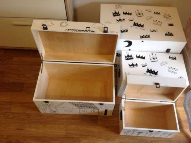 Ящики,коробки(сундуки) для хранения игрушек. Одесса - изображение 5
