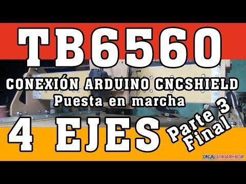 """Mi CNC Casero, Ensamble de Eje """"Y - Puente"""" 1/2 - YouTube"""