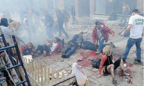 Konspirasi Bodoh Amerika dalam Bom Boston