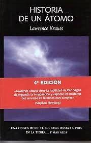 HISTORIA DE UN ATOMO  LAWRENCE M. KRAUSS SIGMARLIBROS