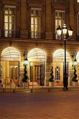 Ritz, Place Vendôme,  Paris I