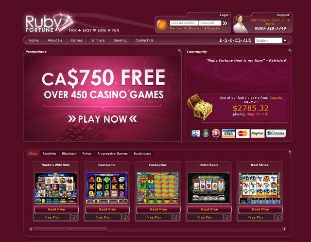 Refine Casino Game