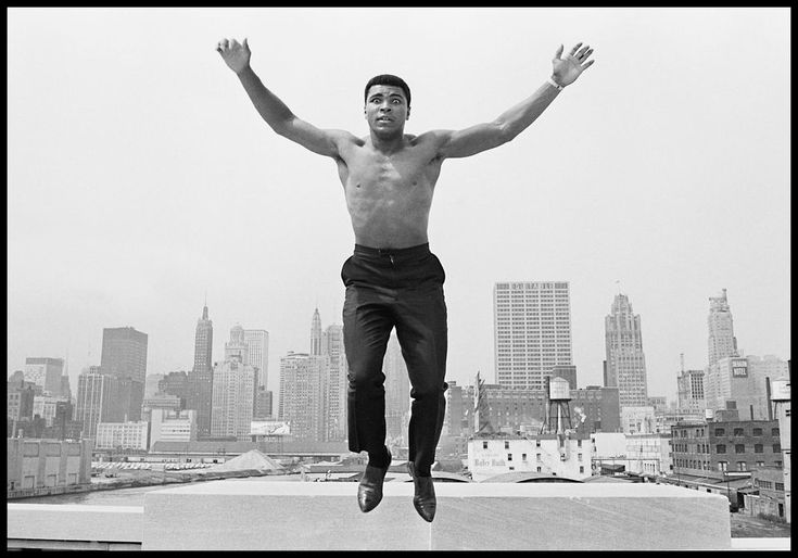 Mohamed Ali, mort d'une légende de la boxe - Libération