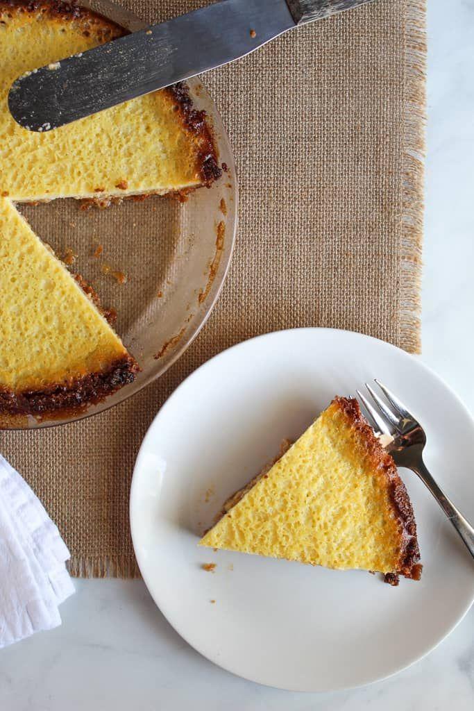 Gluten Free Buttermilk Pie Recipe In 2020 Buttermilk Pie Gluten Free Dairy Free Recipes Gluten Free Flour Substitutions