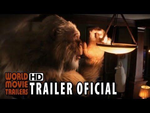 Goosebumps - Monstros e Arrepios Trailer Dublado (2015) - Jack Black HD - YouTube