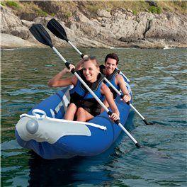 Kayak a due posti , Mare fiumi laghi ....arriviamo e con l'attrezzatura perfetta  #mare