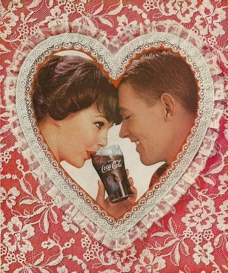 Vintage Coca Cola reclame