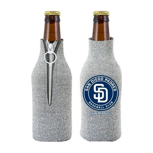 San Diego Padres MLB Glitter Bottle Holder Cooler