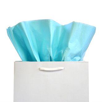 Light Blue Tissue Paper #Pastels #S/S #2014
