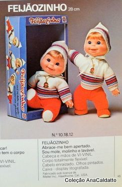 Ana Caldatto : Boneca Fofolete