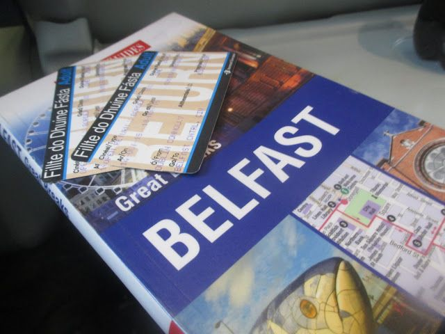 Emilia on the Road: Northern Ireland: Two Days in Belfast
