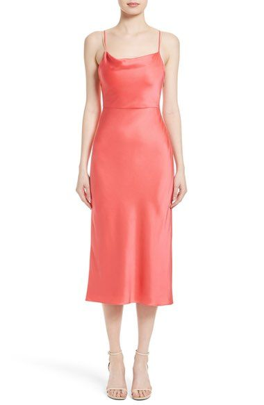 Jason Wu Satin Slipdress available at #Nordstrom