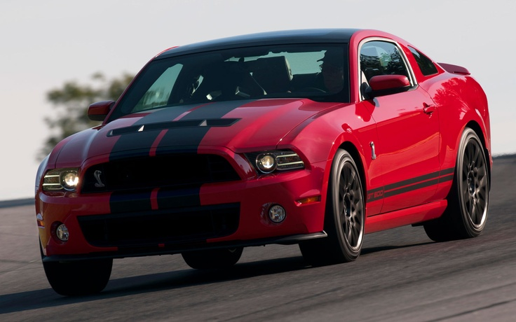Taming the Beast: 2013 Ford Shelby GT500 Features Variable-RPM Launch Control - WOT on Motor Trend