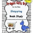 Dragon Gets By -  Book Study for the story Dragon Gets By, by Dav Pilkey - Common Core Aligned. $