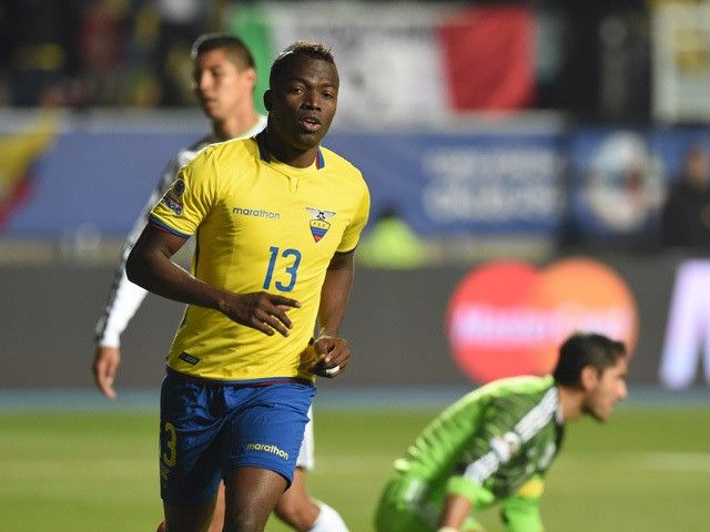 Enner Valencia 'fakes injury to flee police over unpaid child maintenance'