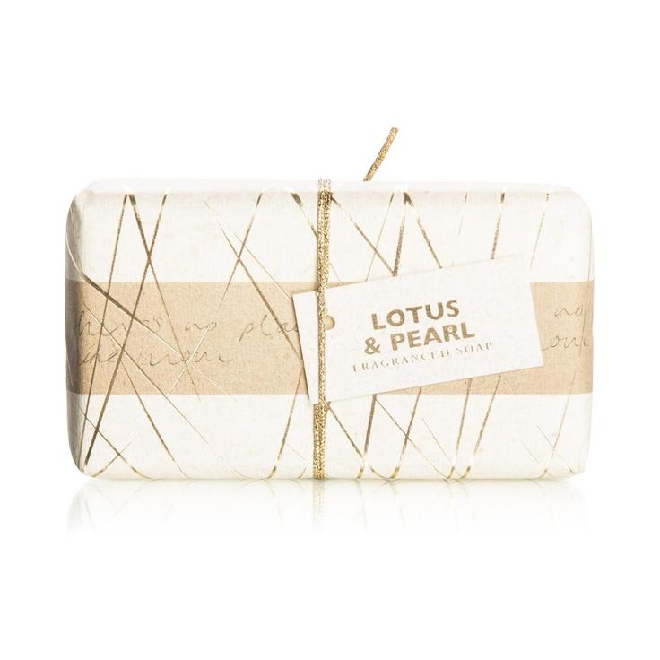 Lotus & Pearl Soap