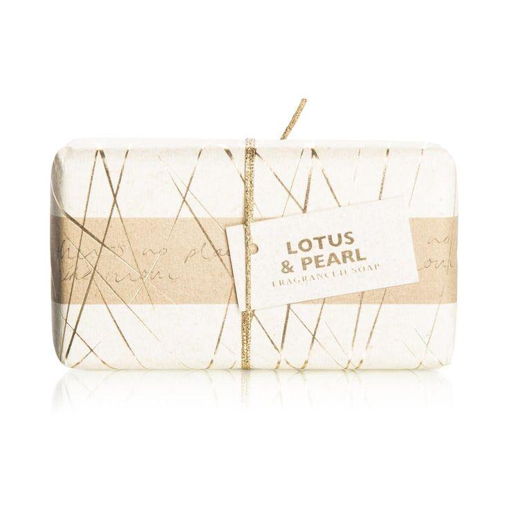 Lotus & Pearl Soap