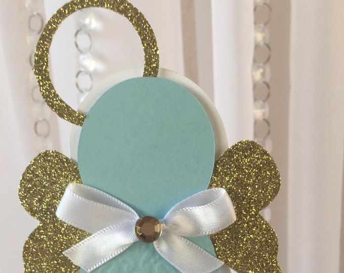 Baptism Decoration/ Christening/ Baptism centerpieces stick/ Baptism/ Angel baptism