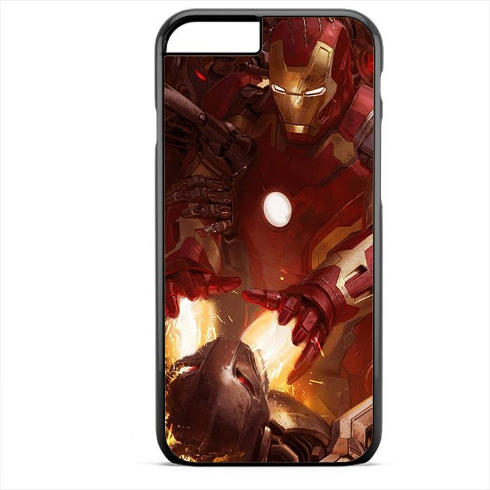 Avengers Age Of Ultron Comic Posters Iron Man TATUM-1207 Apple Phonecase Cover For Iphone SE Case