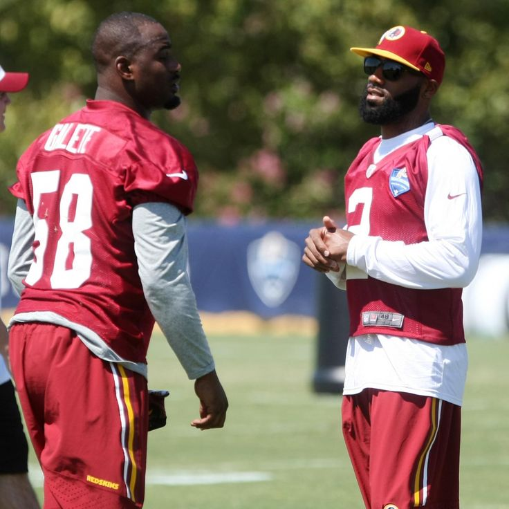Junior Galette: Latest News, Rumors, Speculation Surrounding Free-Agent LB