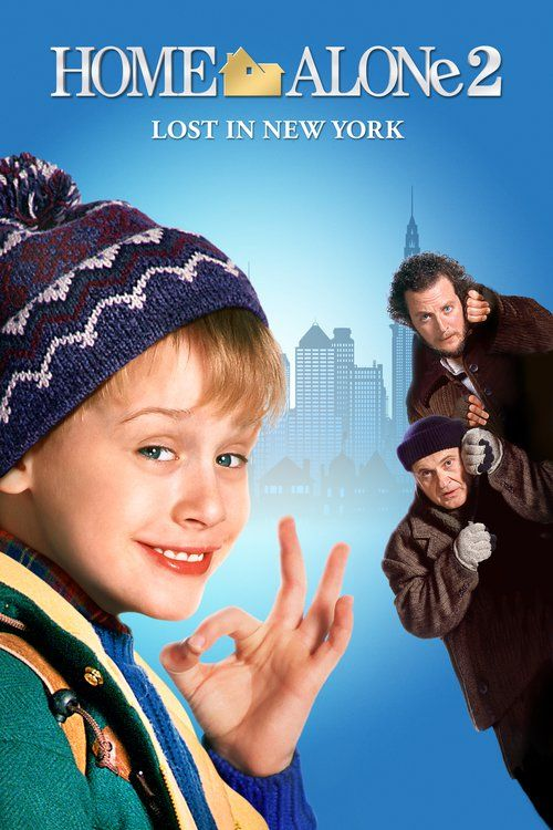 Watch Home Alone 2: Lost in New York Full-Movie