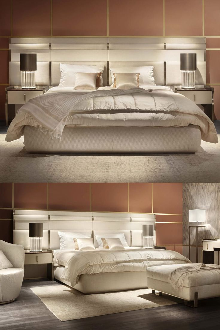 21 Beautiful Wooden Bed Interior Design Ideas Classic Bedroom Design Bed Interior Bedroom Interior