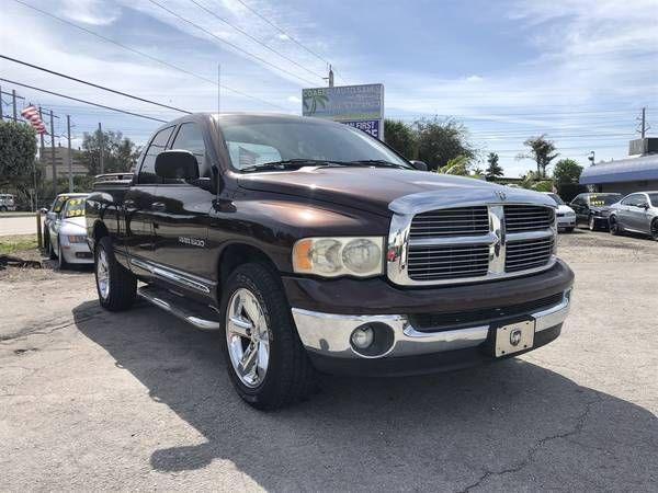 2004 Financing Available Rates As Low 3 7 Wac 2004 Dodge Ram 1500