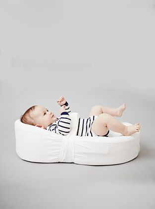 The CocoonaBaby Nest and Top Tips For Getting Your Baby To Sleep