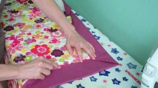 Big Binding Quilt ... Perfect for my table runners and placemats!