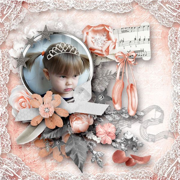 *Little Ballerina* by Samal designs http://www.digiscrapbooking.ch/shop/index.php… http://samaldesigns.com/shop/index.php/kits/all.html…