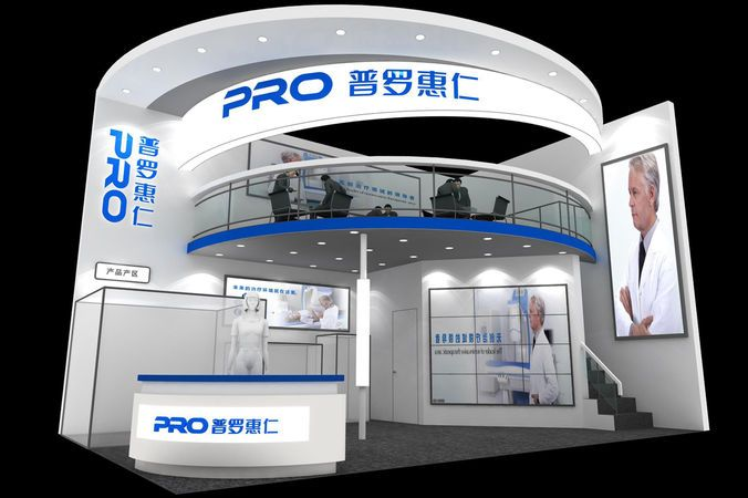 Exhibition Stand Vray : Best booth double decker images on pinterest