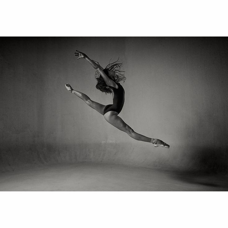 Ella Ballerina in Studio Rex Nr.6 by Max Mod?n maxmadegallery.com