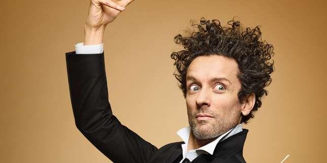 Le nouveau spectacle de l'humoriste québécois, accompagné par l'Orchestre symphonique de Montréal, a fait événement au festival Juste pour rire.