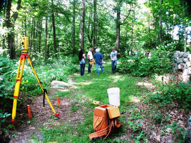 6/30/2010 Pequot War Dig with Archealogist Kevin McBride