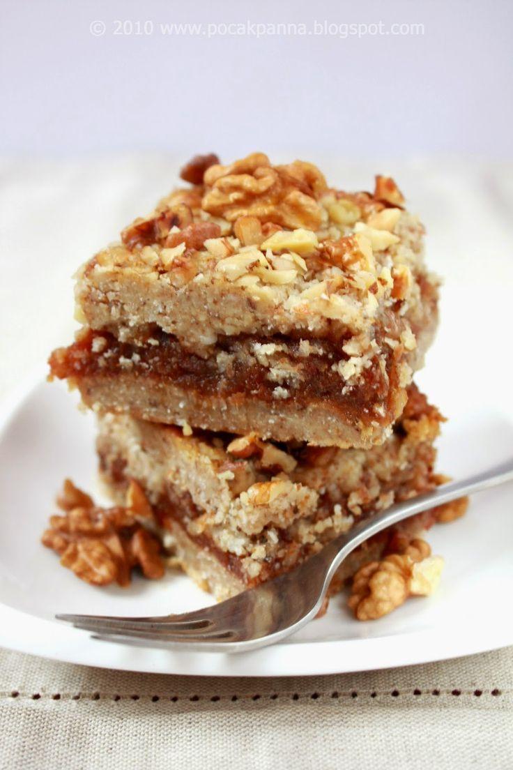 Pocak Panna paleo konyhája: Datolyás ropogós (glutén-, cukor- és laktóz-mentes, paleo, vegán)