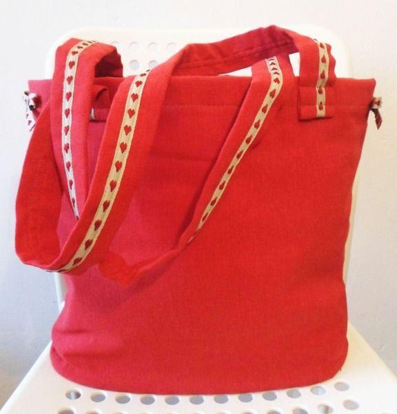 Lunch Bag Serducho w zaradna na DaWanda.com