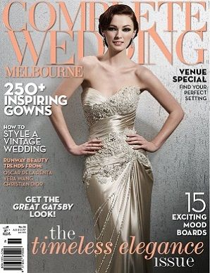 Complete Wedding Melbourne, June 2013